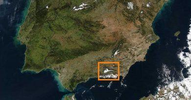 Es el Mulhacén el punto más alto de España