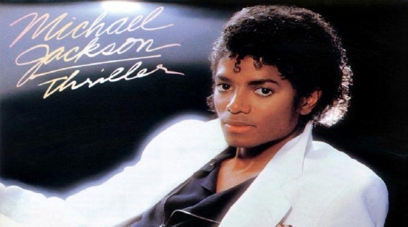 Thriller. Música. Disco más vendido de la historia